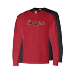SL202<br>ADULT LONG SLEEVE COTTON TEES